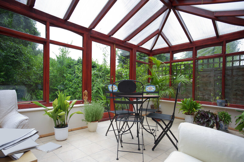 Conservatory Roof Conversion in Devon United Kingdom