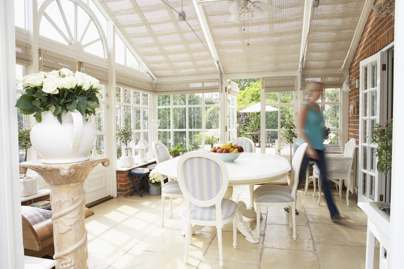 New Conservatory Roofs in Devon United Kingdom