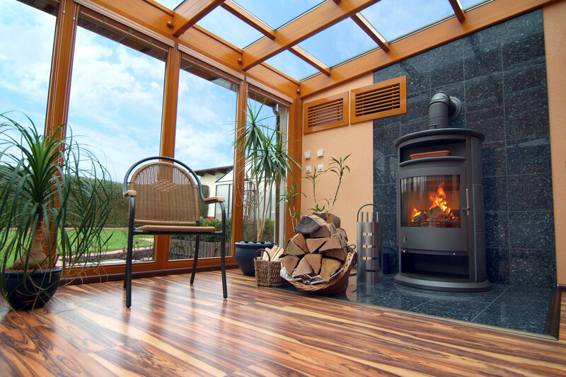 Difference Between Orangery and Conservatory Devon United Kingdom